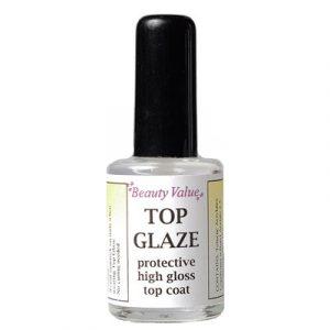 top glaze