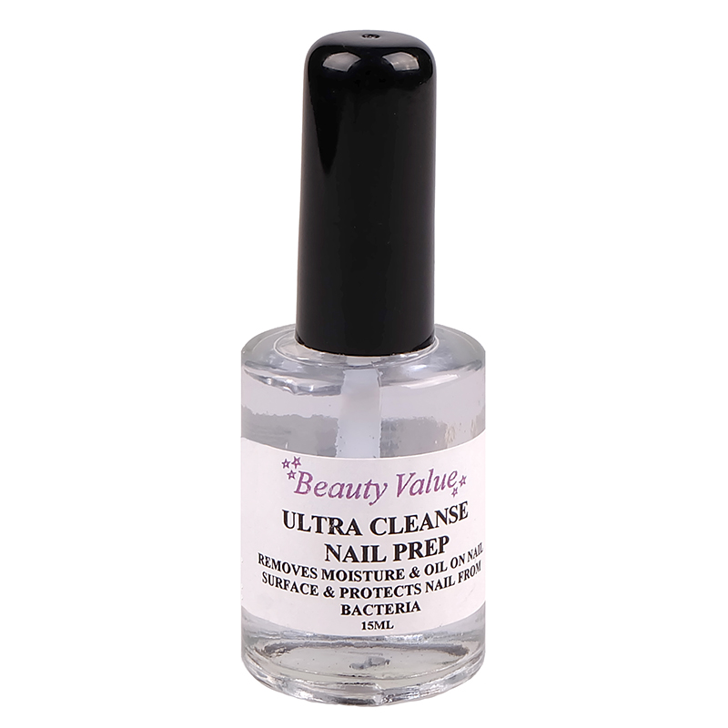 Beauty Value Gel Nail Overlay Kit